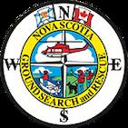Nova Scotia Ground Search and Rescue Association Logo