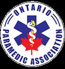 Ontario Paramedic Association logo