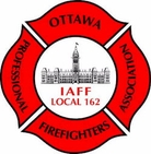 Ottawa Professional Fire Fighters Association logo